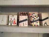 29 Designer notebooks and pads