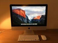 21.5-inch iMAC, 3.06GHZ, 12GB DDR3 Ram, 512GB SSD, 256GB ATI Radeon Graphics, Excellent condition