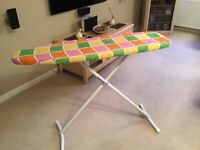 Beldray Fully Adjustable Ironing Board New Recent Cover