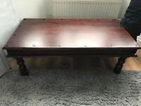 John Lewis Hardwood Coffee Table