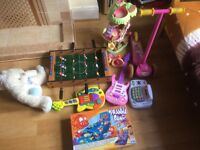 Kids Toys in Very Good Condition from Age 2-5 years - Collection only or Call to arrange