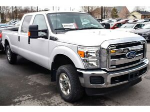 2016 Ford F-250 SUPER DUTY 4WD Crew Cab