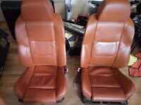BMW e65 e66 Individual sport seats