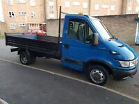 Tipper iveco daily 2006