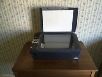 Epson printer with spare ink cartridges