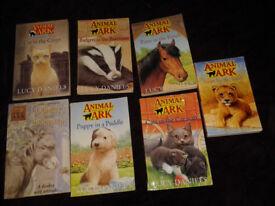 Set of 7 Animal Ark Childrens books