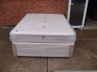 ***NEW DOUBLE DIVAN BED ONLY £99***
