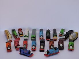 Thomas The Tank Engine, Friends, Carriage and Trucks - Die-cast Bundle of 48