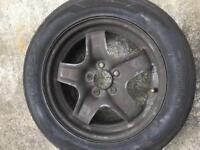 16 inch Vectra 5 stud wheel
