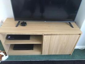 Matching coffee table and tv unit