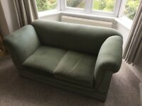 Victorian 2 Seater Drop End Sofa