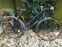 Vintage 1980's Ladies Sun Solo road bike....