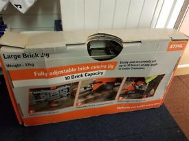 Stihl Large Brick Cutting Jig (10 brick)