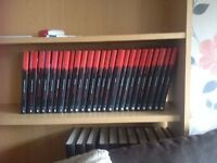 FULL SET 25 GLASGOW CRIME BOSSES BOOKS