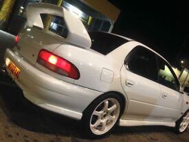 99/00 JDM Subaru Impreza STi