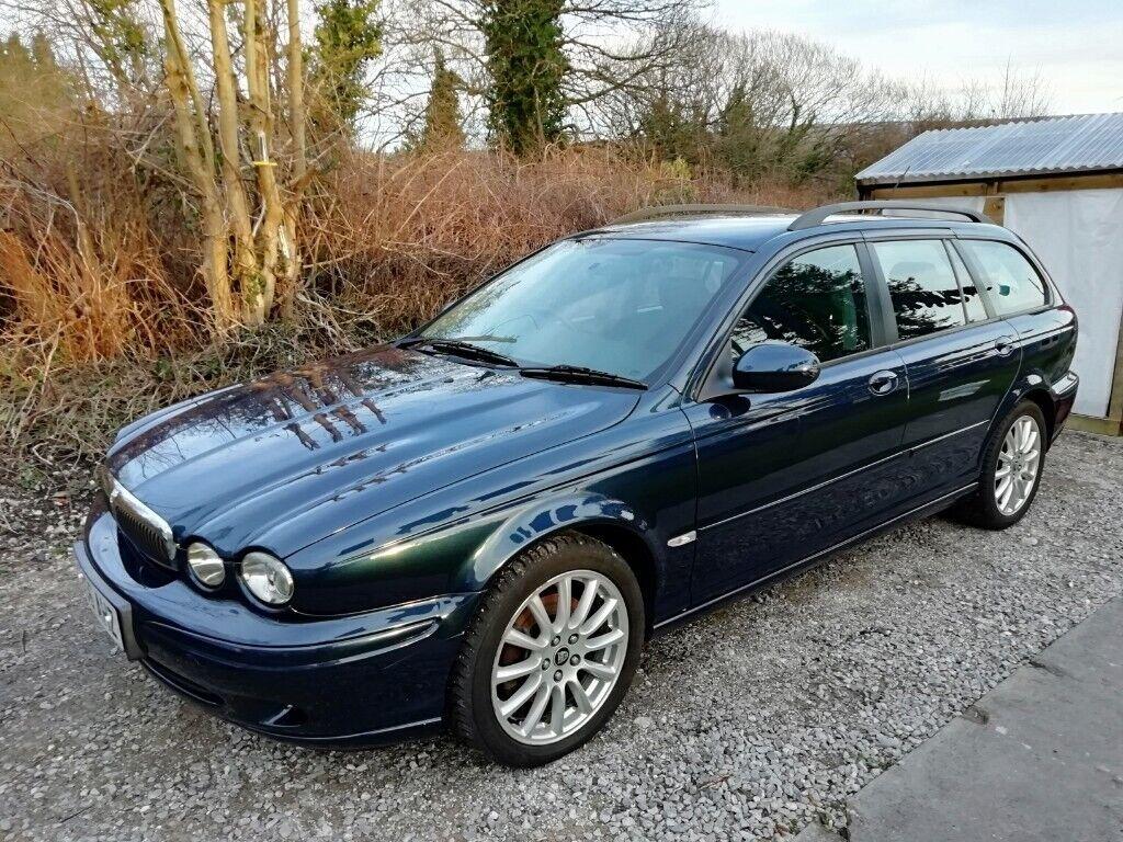 jaguar x type estate 2.0l diesel | in ammanford, carmarthenshire