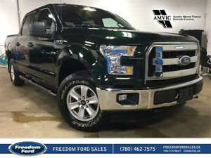 2015 Ford F-150 XLT | 5.5' Box, Bluetooth, Trailer Tow Package