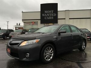 2011 Toyota CAMRY HYBRID Hybrid | NAVIGATION | LEATHER | ROOF