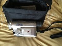 Panasonic Digital Video Camera plus all accessories, excellent working order