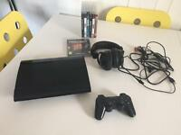 Ps3 super slim + accessories