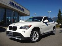 2012 BMW X1 xDrive28i / Premium package