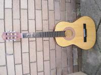 Eleca acoustic guitar (kids)