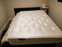 Double Mattress: Orchard Pocket Sprung Mattress - Firm - 2 years old