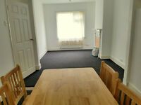 3 bed house ,close to Tottenham Hale station,seperate living room,available now