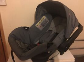 Mothercare Baby Car Seat - Grey Mist - (Never Used) - Collection Only - £20.00