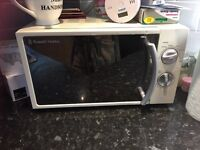 Full kitchen set microwave kettle