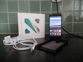 Google LG Nexus 5X - 32GB, Carbon, Unlocked.