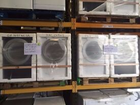 Hoover condenser dryers reduced to clear £180 new ex-display
