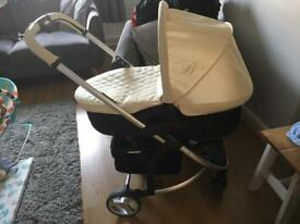 My Babiie MB100+ Travel System - Pram, Stroller, Car Seat