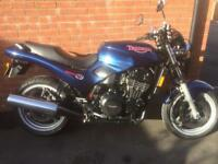 Triumph Trident 750 1998 modern classic 18k great condition ride away