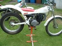 looking for parts honda xr650 yamaha ty250 or bike