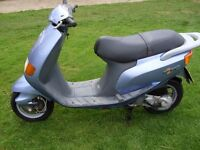 Piaggio / Vespa full mot no advisories mature owner excellent condition genuine bike not messed with