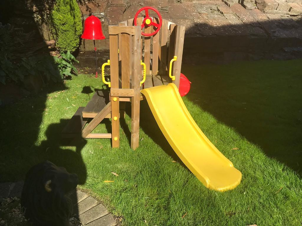 Plum Toddlers Tower Wooden Play Centre In Llanelli Carmarthenshire Gumtree