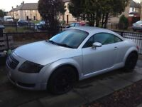 Audi TT 225 no mot offers