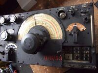 R1155L RAF WW2 receiver As used in RAF bombers etc.