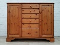 Ducal Victoria Wardrobe/Chest Of Drawers (DELIVERY AVAILABLE FOR THIS ITEM OF FURNITURE)