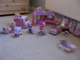 Rosies World fro ELC dolls and playsets...job lot