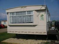 CARAVAN TO HIRE LET RENT INGOLDMELLS SKEGNESS