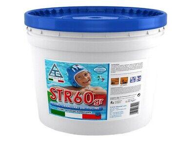 5 kg Chlorine for Swimming Pools Granulated Powdered Antibacterial Granular