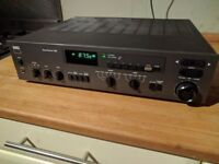 NAD 7155 AMPLIFIER/RECEIVER. 55WPC SERVICED.