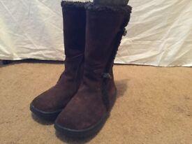 Ladies Rocket Dog boots size 3