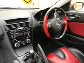 Breaking Velocity red RX8 192ps 2004, all parts available