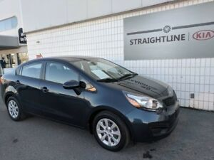 2014 Kia RIO LX+ *CLOTH SEATS, AC*