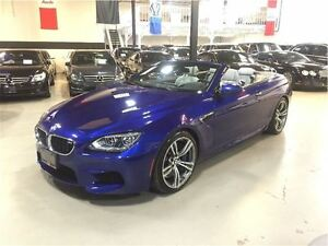 2012 BMW M6 CONV SMG ONT CAR CLEAN CARPROOF