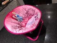 Little Mermaid seat