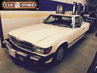 1979 Mercedes-Benz SL-Class 450SL LOADED CAR!! REMOVABLE HARD TO